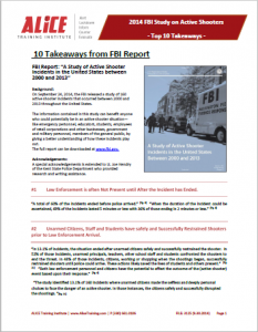 10 Takeaways from FBI Report