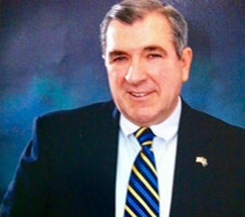Jim Scully, Superintendent (Retired )