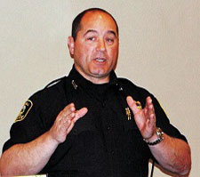 Philip A. Smith Jr., Roswell NM Police Chief